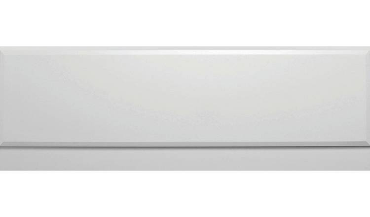 PJH Lavari Bath Panel - White Gloss