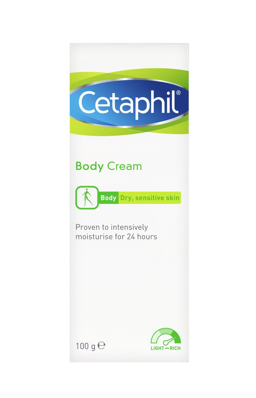 Cetaphil Moisturising Body Cream - 100g