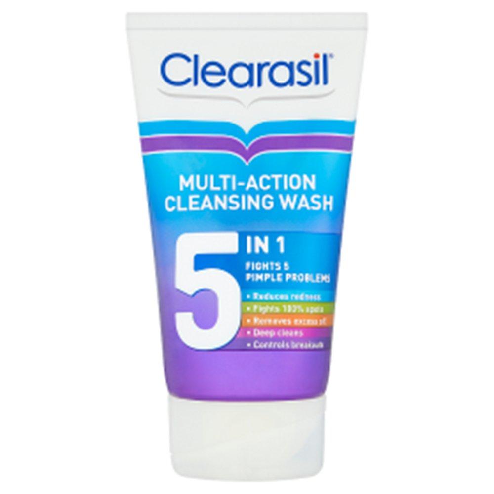 Clearasil Ultra 5-In-1 Wash - 150ml