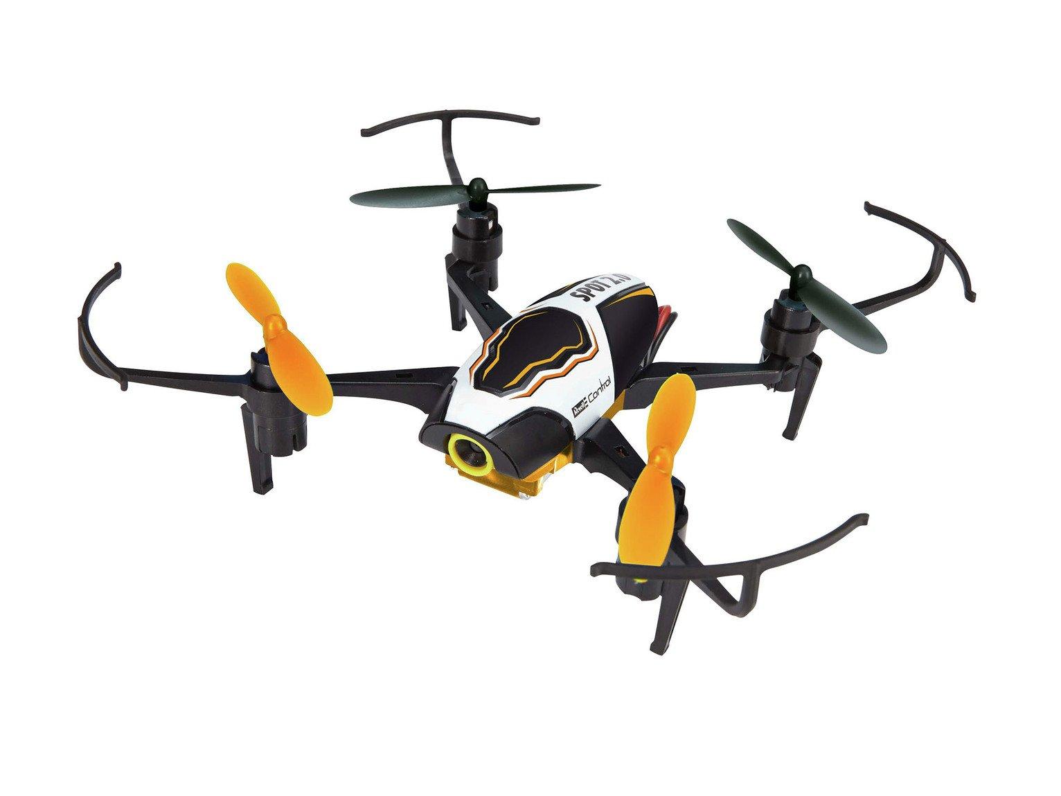 Revell Spot 2.0 Quadcopter 1080p HD Camera Drone