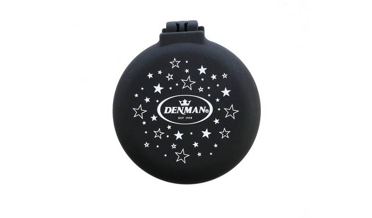 Denman Popper Brush - Black Stars