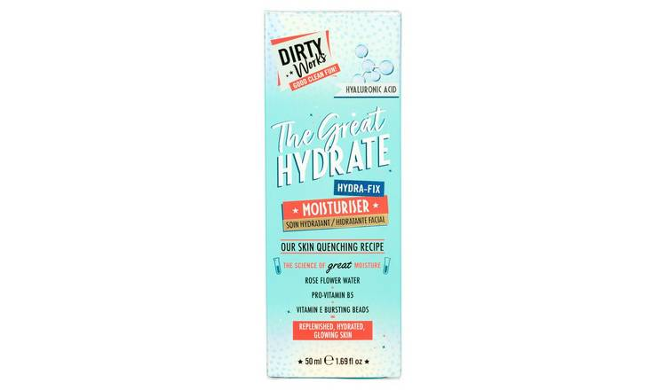 Dirty Works 8 In 1 Miracle Cream - 50ml
