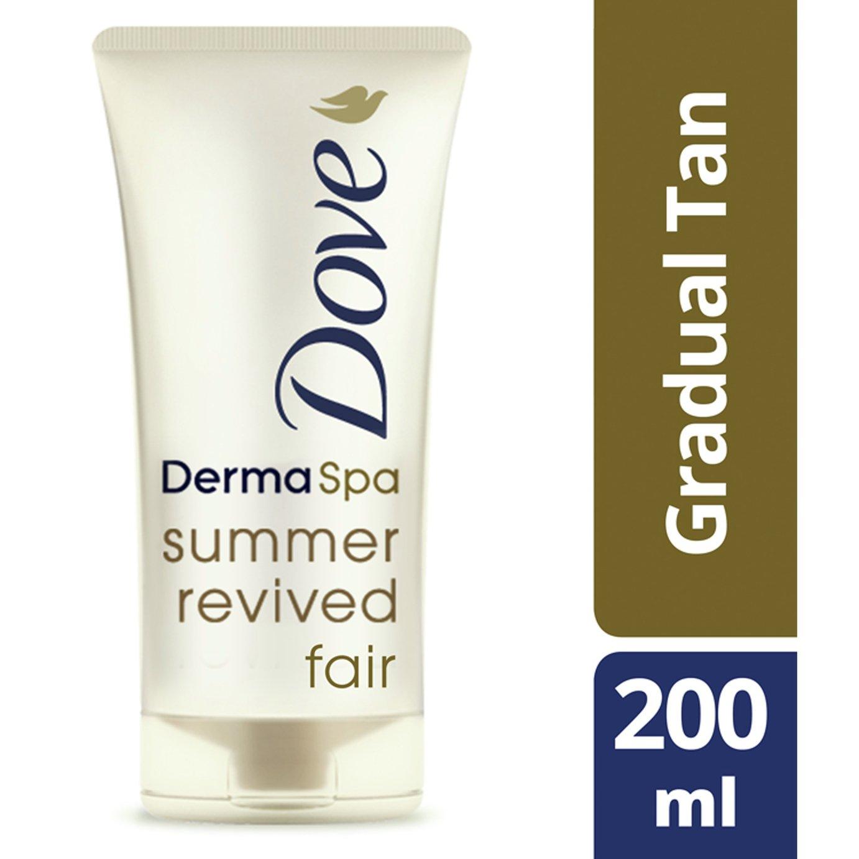 Dove Summer Revive Fair Body Lotion - 200ml