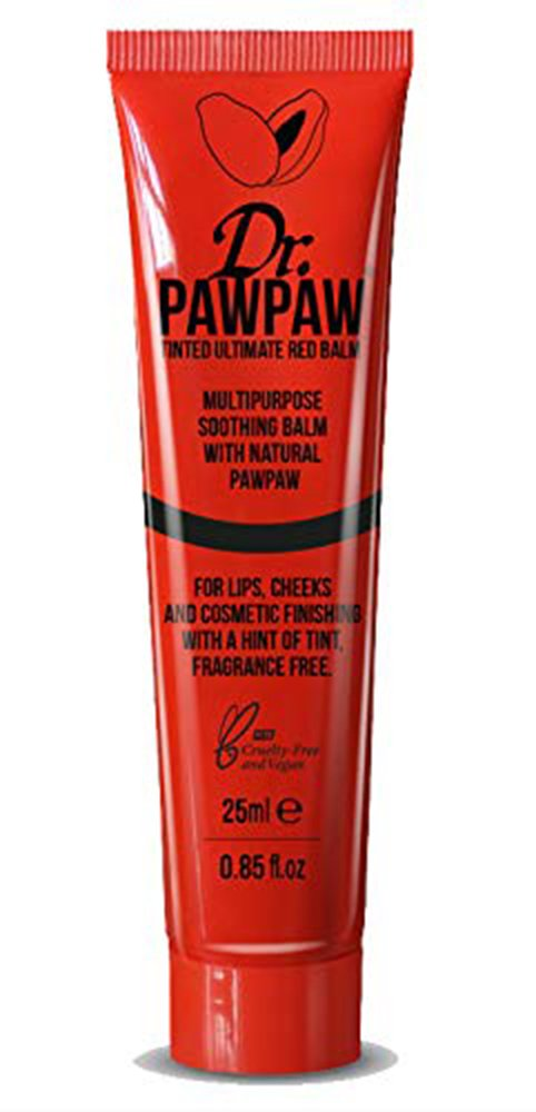 Dr.PAWPAW Tinted Ultimate Red Balm - 25ml