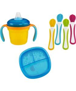 Baby feeding and accessories