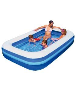 Paddling pools and water games