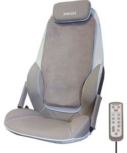 Massage chairs, mats and cushions