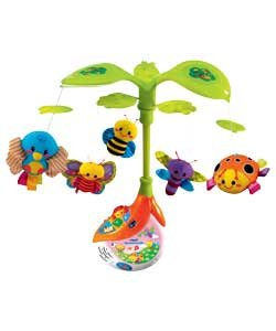 Cot toys, baby mobiles and nightlights
