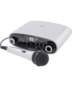 Karaoke machines and equipment