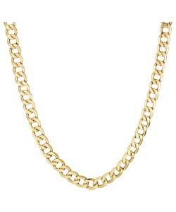 Men's necklaces, chains and dog tags