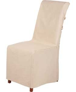 Chair covers and seat pads