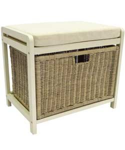 Linen baskets and laundry bins