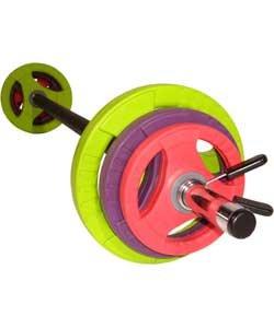 Weightlifting bars