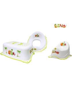 Baby toilet seats