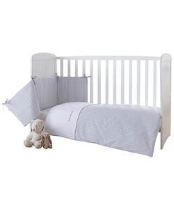 Cot and bed bumpers