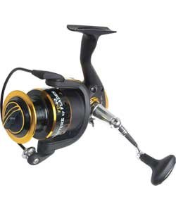 Fishing reels, holders and rests