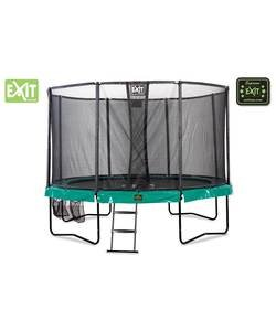 Trampolines and enclosures