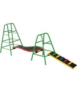 Children's outdoor toys and games