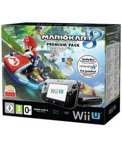 Nintendo Wii U consoles