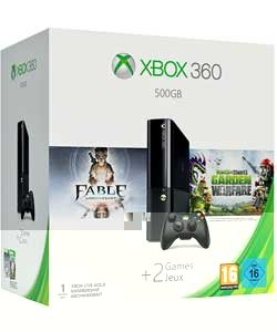 Xbox 360 consoles