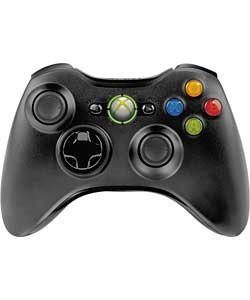 Xbox 360 controllers and steering wheels