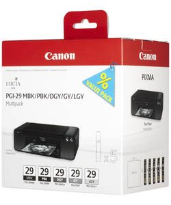 Digital photo printer consumables