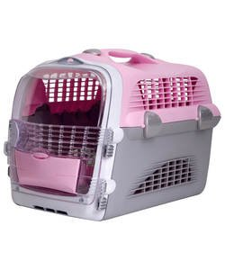 Cat carriers and boxes