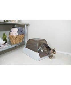 Cat litter and litter trays
