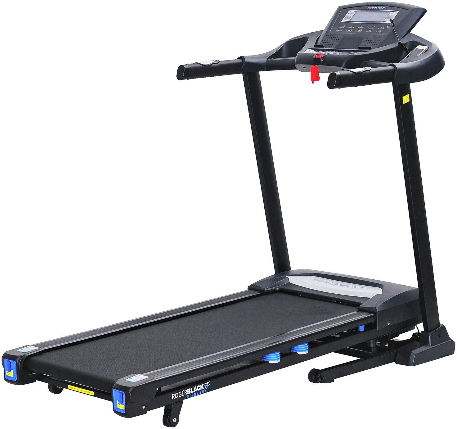 Roger Black Gold Plus Treadmill