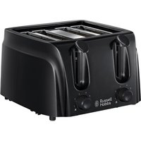 Russell Hobbs 21861 4 Slice 1480W Breakfast Toaster (Black)