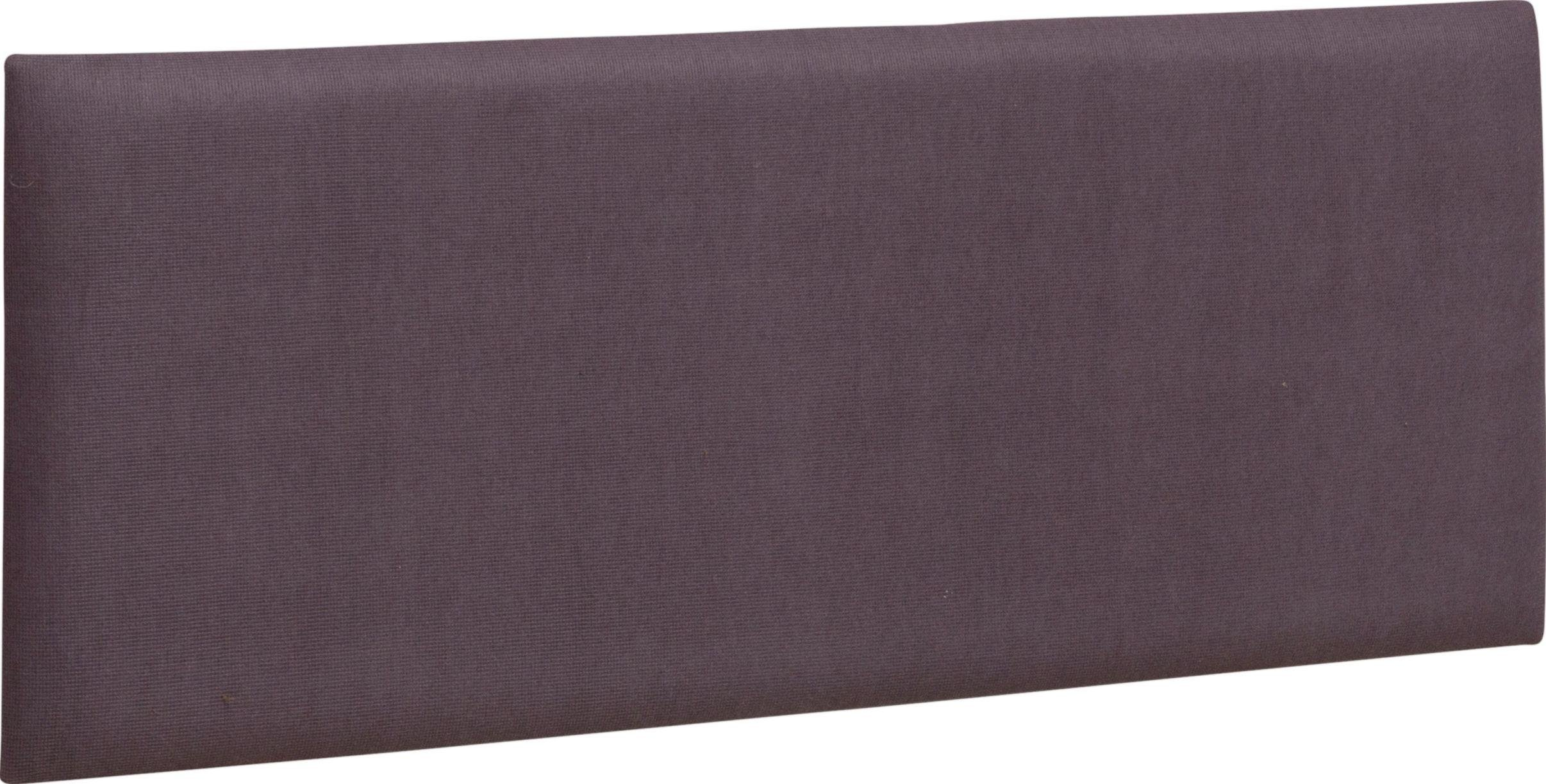 Forty Winks Danby Single Headboard - Plum