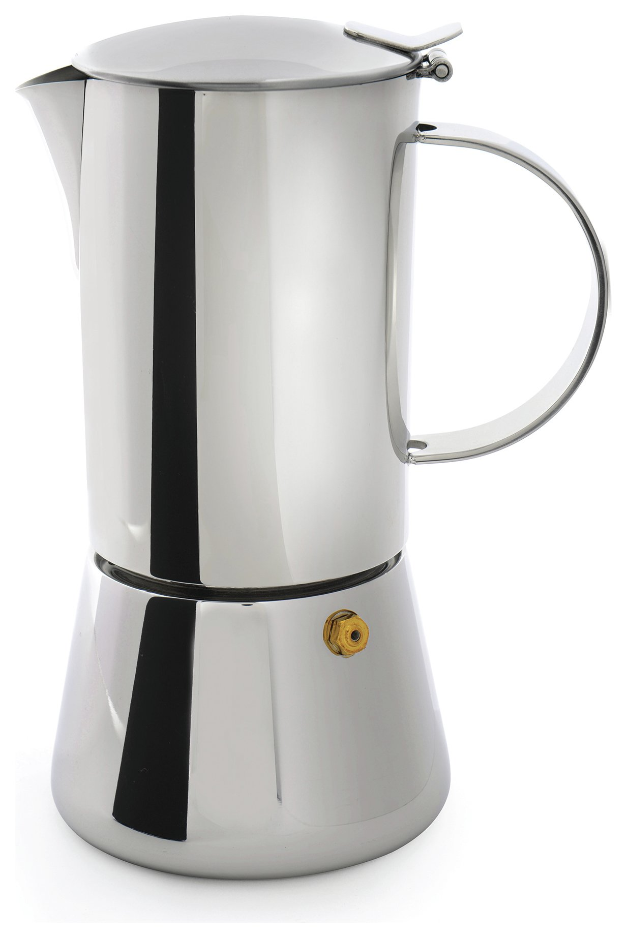 Image of BergHOFF Studio 4 Cup Espresso Coffee Maker