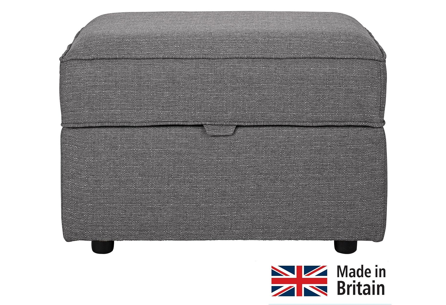 Collection Ashdown Fabric Storage Footstool - Grey  sc 1 st  Argos & Buy Collection Ashdown Fabric Storage Footstool - Grey at Argos.co ... islam-shia.org