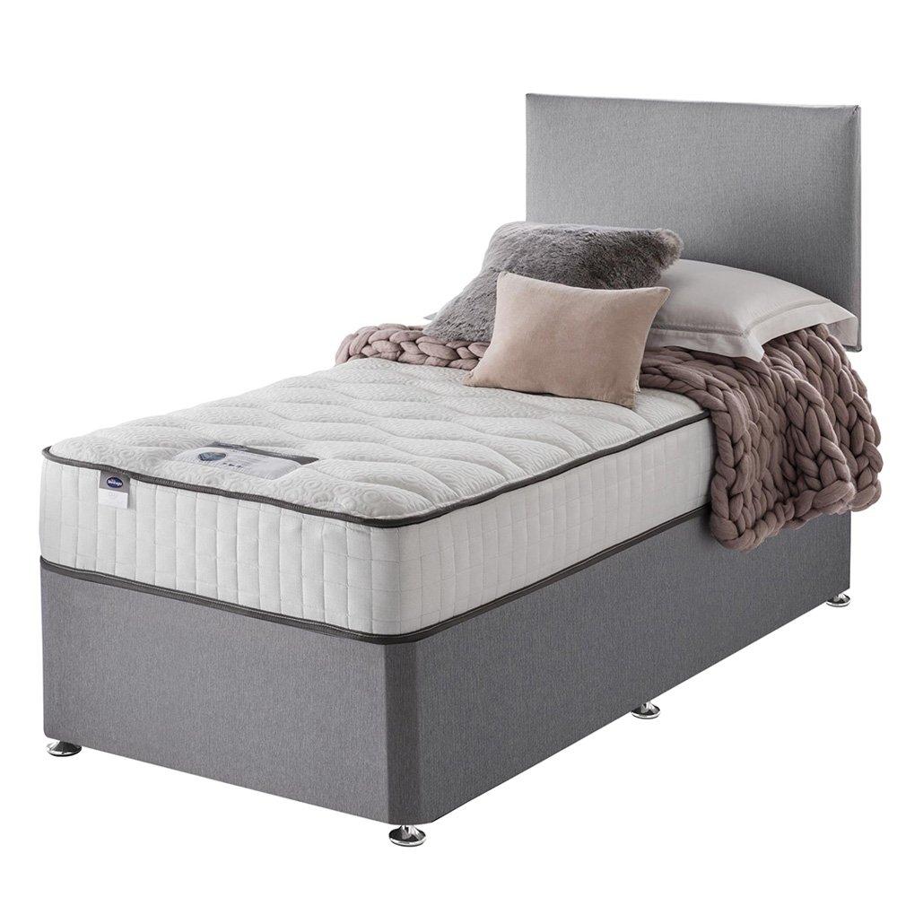 Silentnight - Middleton Pocket Memory Single - Divan Bed