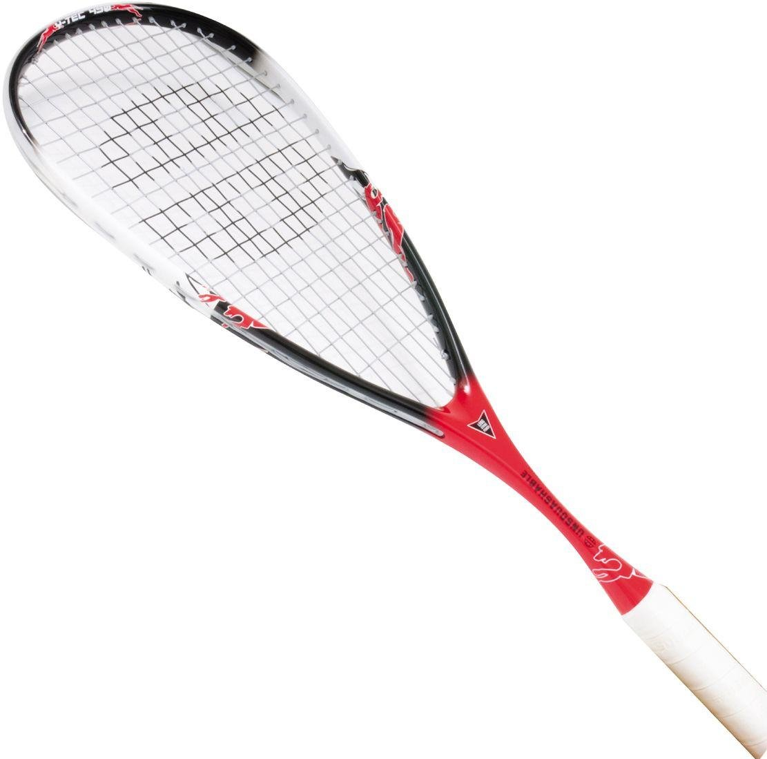 Unsquashable Y-Tec 490 Squash Racket lowest price