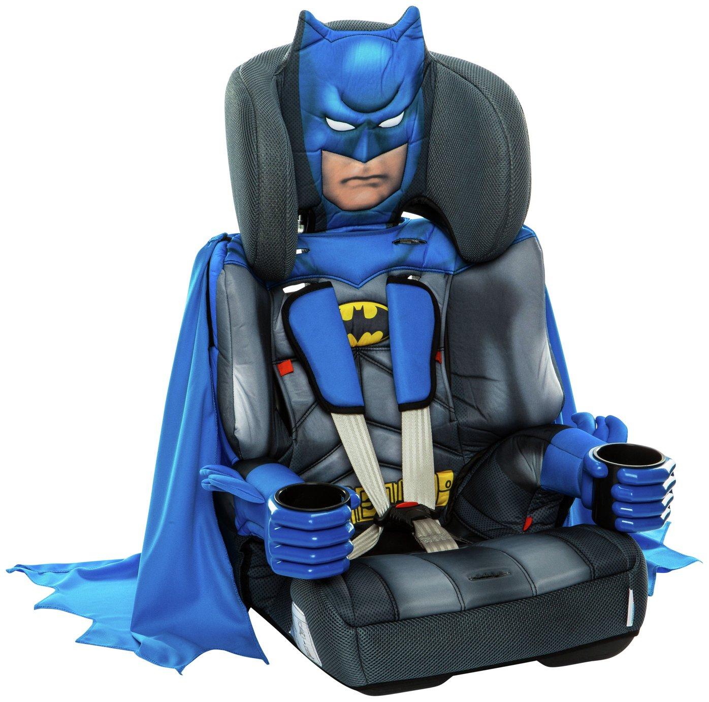 Kids Embrace Batman Group 1-2-3 Car Seat