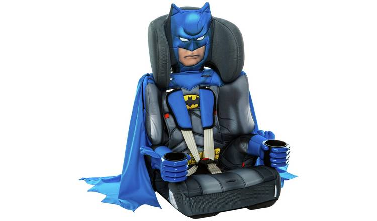 Kids Embrace Batman Group 1/2/3 Car Seat - Blue