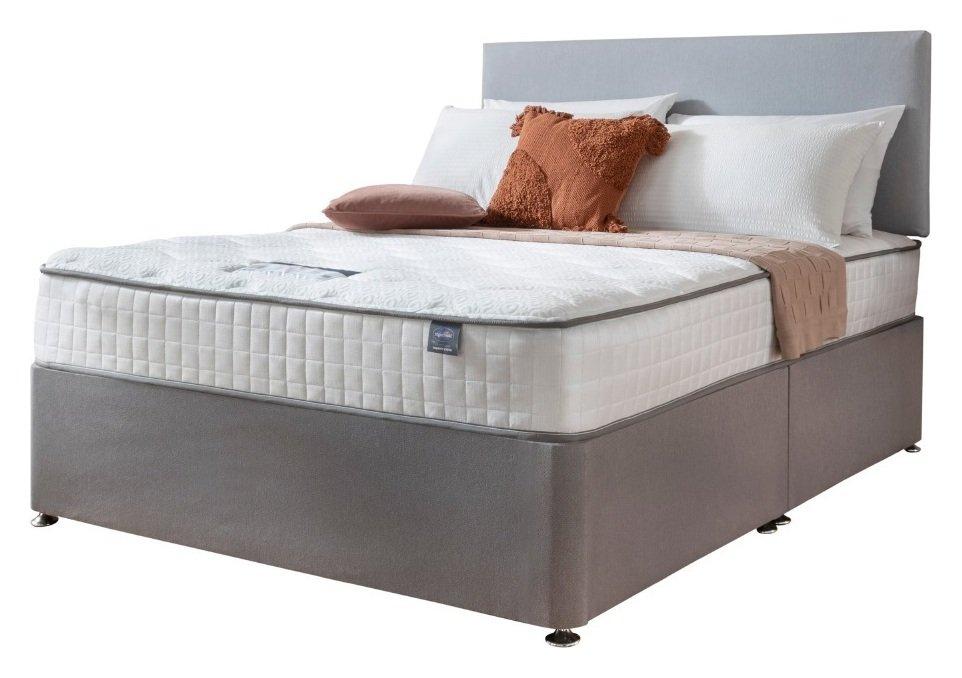 sale on silentnight middleton pocket memory kingsize. Black Bedroom Furniture Sets. Home Design Ideas
