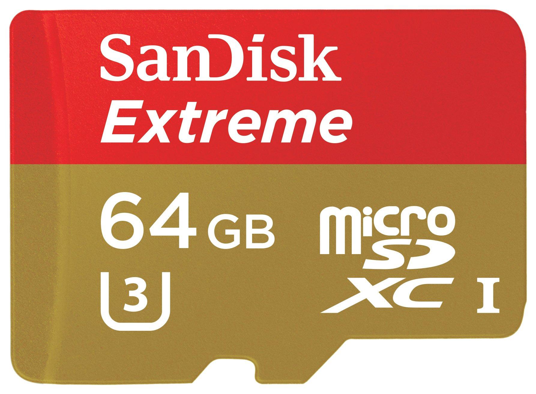 sandisk-extreme-90mbs-microsd-4k-ready-memory-card-64gb