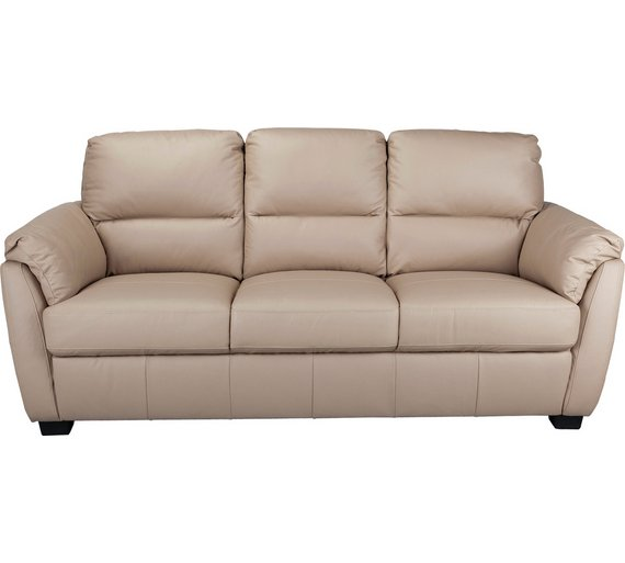Leather Furniture Traveler Collection: Buy Collection Trieste 3 Seater Leather Sofa