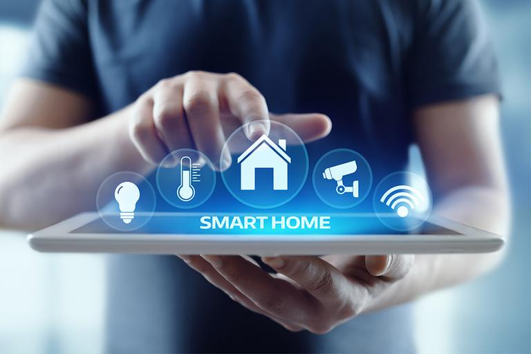 Smart home devices guide.