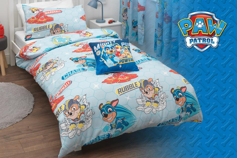 PAW Patrol Home & Bedding.