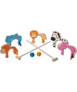Children's croquet