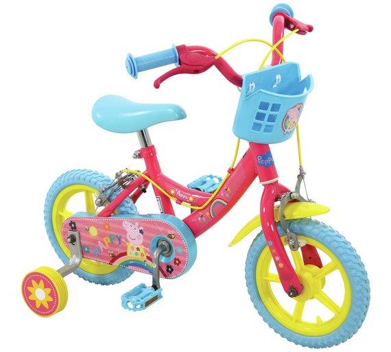 Buy Peppa Pig 12 Inch Kids Bike At Your Online Shop