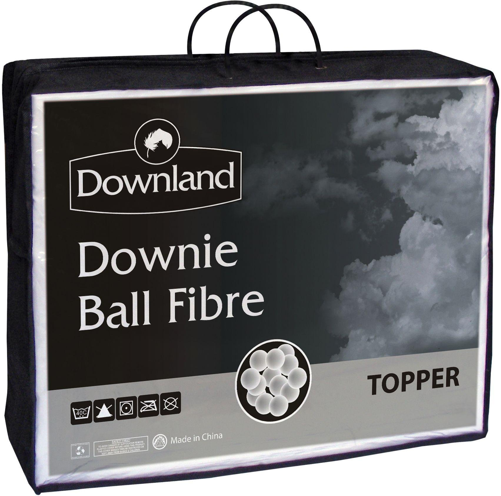 Image of Downland - Downie Ball - Mattress Topper - Kingsize