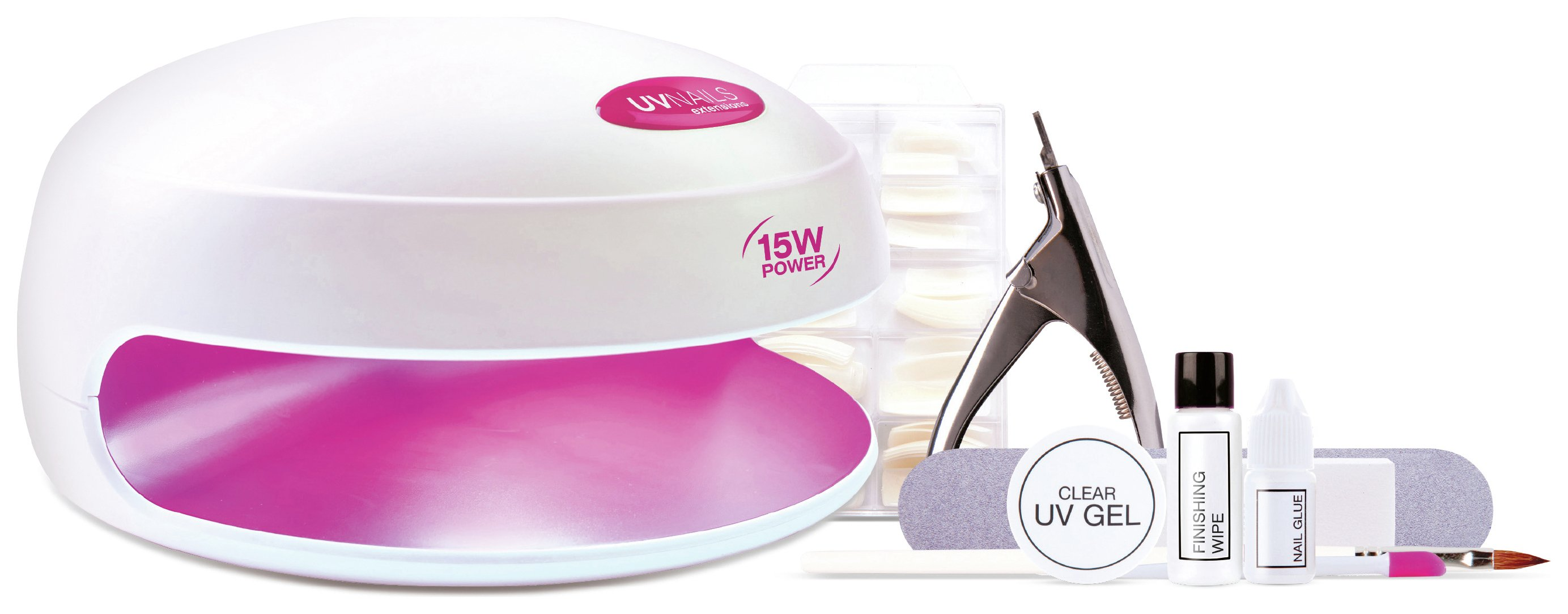 Rio UV Lamp Gel Nail Extension System