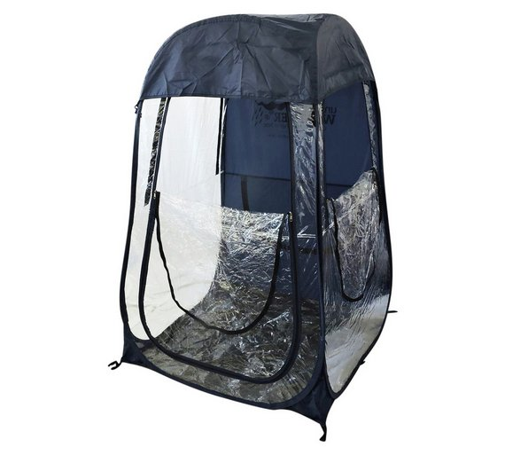 Personal Pop Up Shelter : Buy under the weather pop up personal shelter navy blue