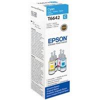 Epson EcoTank Cyan Ink Bottle (T6642)
