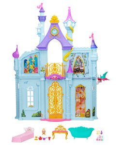 Dolls and playsets