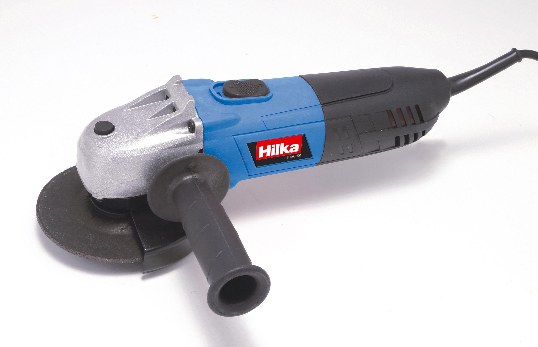 Hilka 600w 115mm Angle Grinder